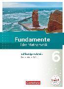 Cover-Bild zu Fundamente der Mathematik, Schleswig-Holstein G9, 6. Schuljahr, Schülerbuch von Andreae, Kathrin