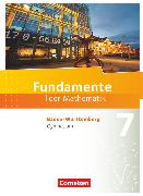 Cover-Bild zu Fundamente der Mathematik, Baden-Württemberg, 7. Schuljahr, Schülerbuch von Andreae, Kathrin