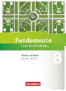 Cover-Bild zu Fundamente der Mathematik, Niedersachsen, 8. Schuljahr, Schülerbuch von Becker, Frank G.