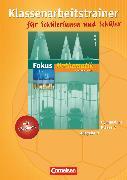 Cover-Bild zu Fokus Mathematik, Gymnasium - Ausgabe N, 7. Schuljahr, Klassenarbeitstrainer mit eingelegten Musterlösungen von Flade, Lothar