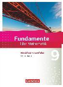 Cover-Bild zu Fundamente der Mathematik, Nordrhein-Westfalen, 9. Schuljahr, Schülerbuch von Becker, Frank G.