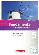 Cover-Bild zu Fundamente der Mathematik, Niedersachsen, 5. Schuljahr, Schülerbuch von Ahrens, Hans