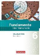 Cover-Bild zu Fundamente der Mathematik, Rheinland-Pfalz, 6. Schuljahr, Schülerbuch von Andreae, Kathrin