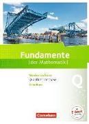 Cover-Bild zu Fundamente der Mathematik, Niedersachsen, Qualifikationsphase - Grundkurs, Schülerbuch von Block, Jan