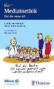 Cover-Bild zu Medizinethik (eBook) von Wiesemann, Claudia