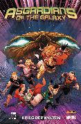 Cover-Bild zu Bunn, Cullen: Asgardians of the Galaxy 2 - Krieg der Welten (eBook)