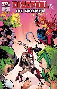 Cover-Bild zu Bunn, Cullen: Deadpool & die Söldner 3 - Mittendrin und nicht dabei (eBook)
