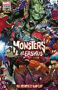 Cover-Bild zu Bunn, Cullen: Monsters Unleashed 1 - Die Monster sind los (eBook)