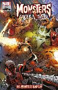 Cover-Bild zu Bunn, Cullen: Monsters Unleashed 2 - Die Monster sind los (eBook)