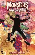 Cover-Bild zu Bunn, Cullen: Monsters Unleashed 3 - Die Monster sind los (eBook)
