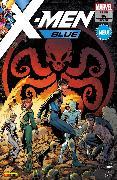Cover-Bild zu Bunn, Cullen: X-Men: Blue 2 - Widerstand (eBook)