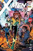 Cover-Bild zu Bunn, Cullen: X-Men: Blue 1 - Reise ins Blaue (eBook)