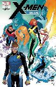 Cover-Bild zu Bunn, Cullen: X-Men: Blue 5 - Die letzten Tage des Sommers (eBook)