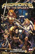 Cover-Bild zu Bunn, Cullen: Asgardians of the Galaxy - Wächter der Götterwelt (eBook)