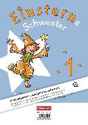 Cover-Bild zu Einsterns Schwester, Erstlesen - Neubearbeitung 2021, 1. Schuljahr, Produktpaket in Grundschrift, 084824-9 und 084517-0 im Paket