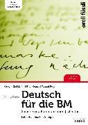 Cover-Bild zu Deutsch für die BM - Lehrerhandbuch (eBook) von Frey, Pascal