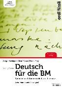 Cover-Bild zu Deutsch für die BM - Lehrerhandbuch inkl. E-Book von Schläpfer, Gregor