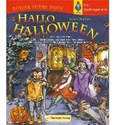 Cover-Bild zu Hallo Halloween von Günther, Sybille
