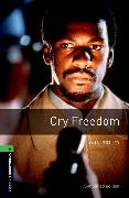 Cover-Bild zu Oxford Bookworms Library: Level 6:: Cry Freedom