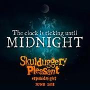 Cover-Bild zu Skulduggery Pleasant 11. MIDNIGHT von Landy, Derek