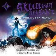Cover-Bild zu Skulduggery Pleasant - Apokalypse, Wow! (Audio Download) von Landy, Derek