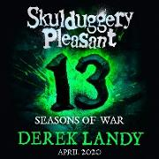 Cover-Bild zu Seasons of War (Skulduggery Pleasant, Book 13) (eBook) von Landy, Derek