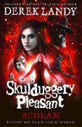 Cover-Bild zu Bedlam (Skulduggery Pleasant, Book 12) (eBook) von Landy, Derek