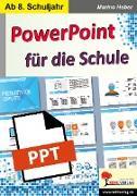 Cover-Bild zu PowerPoint für die Schule (eBook) von Heber, Marino