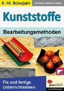 Cover-Bild zu KUNSTSTOFFE - Bearbeitungsmethoden (eBook) von Heber, Annette