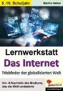 Cover-Bild zu Lernwerkstatt Das Internet (eBook) von Heber, Marino