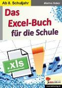 Cover-Bild zu Das Excel-Buch für die Schule (eBook) von Heber, Marino