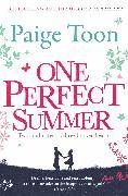 Cover-Bild zu One Perfect Summer von Toon, Paige