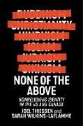 Cover-Bild zu None of the Above (eBook) von Thiessen, Joel