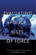 Cover-Bild zu Evaluating Police Uses of Force (eBook) von Stoughton, Seth W.