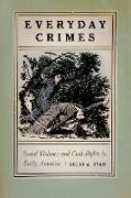 Cover-Bild zu Everyday Crimes (eBook) von Ryan, Kelly A.