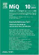 Cover-Bild zu MIQ 10: Genitalinfektionen, Teil IInfektionen des weiblichen und des männlichen Genitaltraktes von Podbielski, Andreas (Hrsg.)