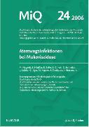 Cover-Bild zu MIQ 24: Atemwegsinfektionen bei Mukoviszidose von Hogardt, Michael