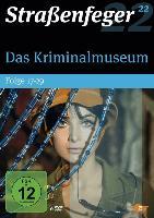 Cover-Bild zu Straßenfeger 22 - Das Kriminalmuseum II von Hampel, Bruno