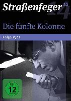 Cover-Bild zu Straßenfeger 14 - Die fünfte Kolonne II von Reinecker, Herbert