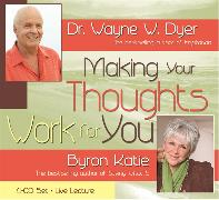 Cover-Bild zu Dyer, Dr. Wayne W.: Making Your Thoughts Work for You