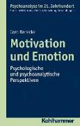Cover-Bild zu Motivation und Emotion von Benecke, Cord