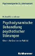 Cover-Bild zu Psychodynamische Behandlung psychotischer Störungen (eBook) von Dümpelmann, Michael