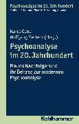 Cover-Bild zu Psychoanalyse im 20. Jahrhundert (eBook) von Benecke, Cord (Reihe Hrsg.)