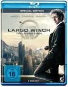 Cover-Bild zu LARGO WINCH (D) - BLU-RAY DISC von TOMER SISLEY (Schausp.)