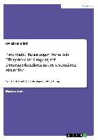 Cover-Bild zu Psychische Belastungen beruflich Pflegender im Umgang mit Demenzerkrankten in der stationären Altenhilfe von Misch, Franziska