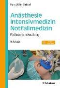 Cover-Bild zu Anästhesie - Intensivmedizin - Notfallmedizin (eBook) von Striebel, Hans Walter