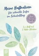 """Cover-Bild zu Meine Haftnotizen für schnelle Infos im Schulalltag """"live - love - teach"""" von Redaktionsteam Verlag an der Ruhr"""