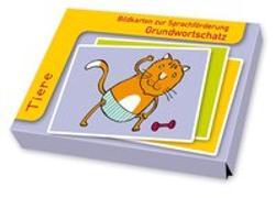 Cover-Bild zu Bildkarten zur Sprachförderung: Tiere von Redaktionsteam Verlag an der Ruhr