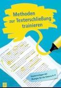 Cover-Bild zu Methoden zur Texterschließung trainieren von Redaktionsteam Verlag an der Ruhr