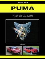 Cover-Bild zu Puma (eBook) von Braun, Thomas H.